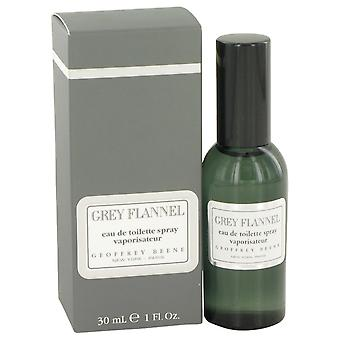 GREY FLANNEL by Geoffrey Beene Eau De Toilette Spray 1 oz / 30 ml (Men)