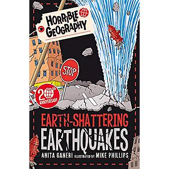Earth-Shattering Earthquakes by Anita Ganeri - 9781407196213 Book