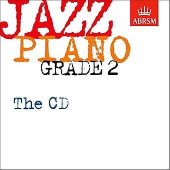 Jazz Piano Grade 2 The CD par ABRSM