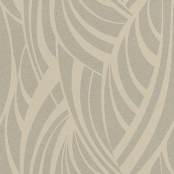 Vanity Fair Metallic Graphic Design Wallpaper Beige Rasch 524529