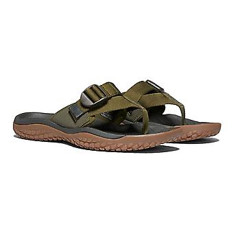 Keen Solr Toe Post Walking Sandals - SS20