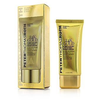 24 k gold pure luxury lift & firm prism cream 208286 50ml/1.7oz