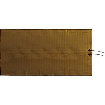 Thermo TECH Polyimide Heating foil self-adhesive 24 V DC, 24 V AC 100 W IP rating IPX4 (L x W) 420 mm x 220 mm