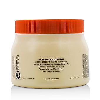 Nutritive masque magistral fundamental nutrition masque (severely dried out hair) 208139 500ml/16.9oz