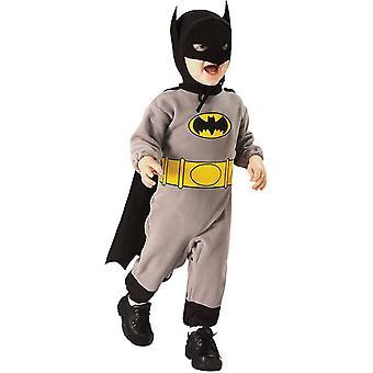 Младенческой костюм супергероя Бэтмена