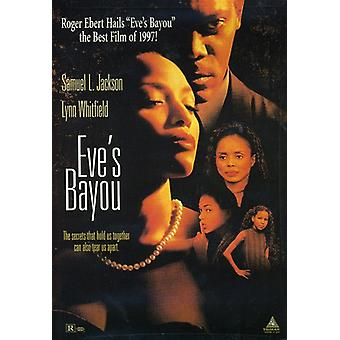 Importación de USA de Bayou [DVD] de Eva