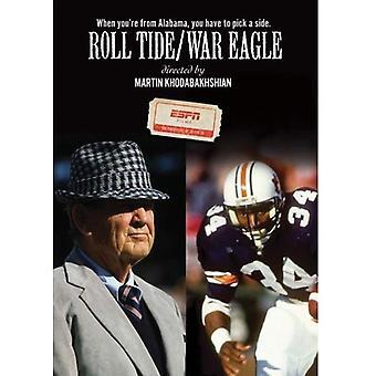 ESPN Films: Roll Tide/War Eagle [DVD] USA import