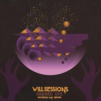 Will Sessions - Kindred Live [CD] USA import