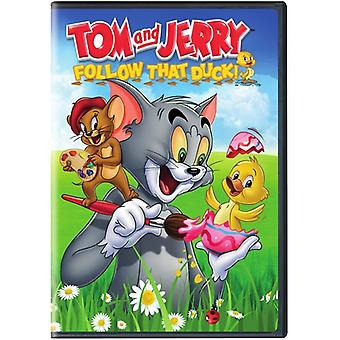 Tom & Jerry: Follow That Duck [DVD] USA import