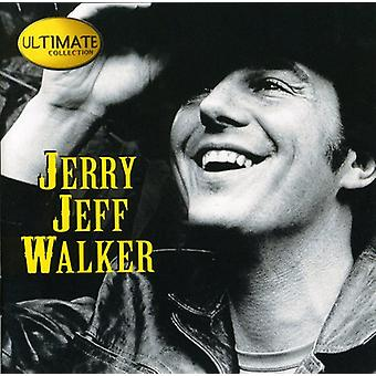 Jerry Jeff Walker - Ultimate Collection [CD] USA import