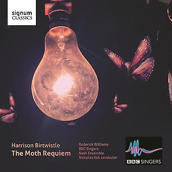 H. Birtwistle - Birtwistle: The Moth Requiem [CD] USA import