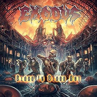 Exodus - Blood in Blood Out [CD] USA import