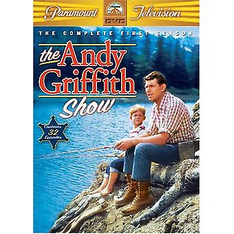 Andy Griffith Show: The Complete First Season [DVD] USA import