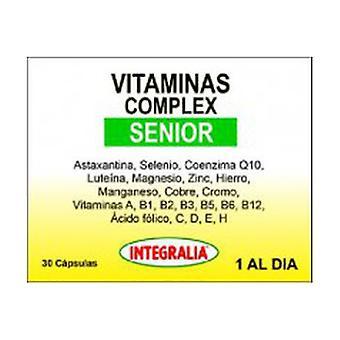 Senior Vitaminen Complex 30 capsules