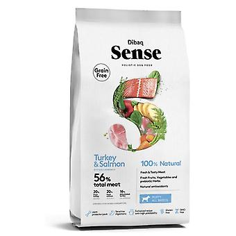 Dibaq Sense Salmon y Pavo Puppy (Dogs , Dog Food , Dry Food)
