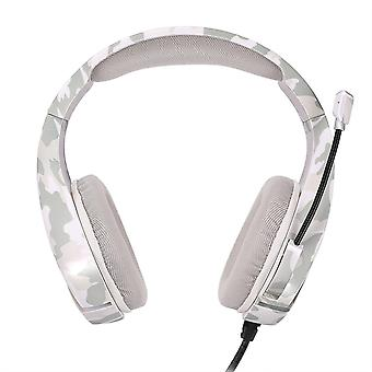 Gaming headset fits 3.5mm standard socket - Camouflage