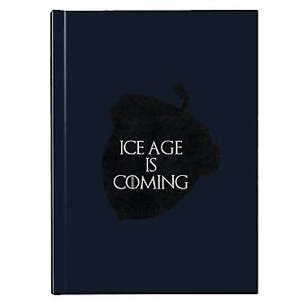 Ice Age Coming Game Of Thrones Hardback Journal