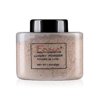 4 Colors Makeup Powder Smooth Transparent Loose Powder- Foundation Concealer