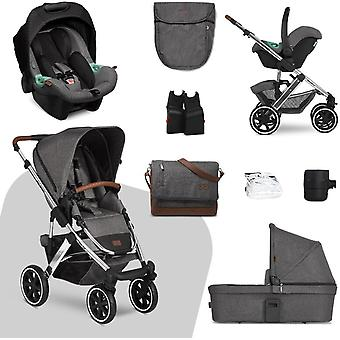 ABC Design Diamond Edition Salsa 4 Air Travel System Bundle