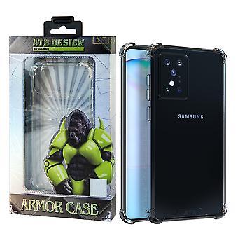 Samsung S20 Plus Case Transparent - Anti-Shock