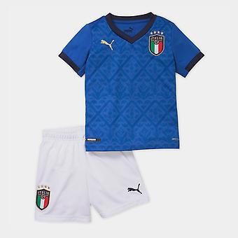 Puma Itálie 2020 Domácí Mini Děti Fotbal Kit