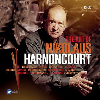 Nikolaus Harnoncourt - Art of Harnoncourt [CD] USA import