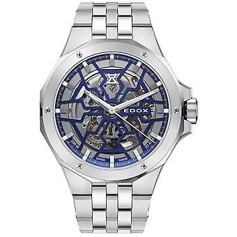 Edox 85303 3M BUIGB Delfin Heren Horloge