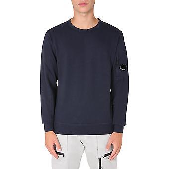 C.p. Unternehmen 09cmss001a00246g888 Männer's grau Baumwolle Sweatshirt