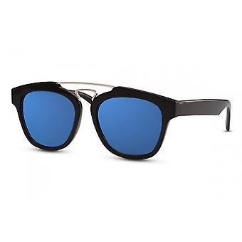 Sunglasses Unisex Wanderer Cat.3 Black/Blue (CWI1485)