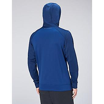 Peak Velocity Men-apos;s Quantum Fleece Pull-Over Loose-Fit Hoodie, victoire bleu h...