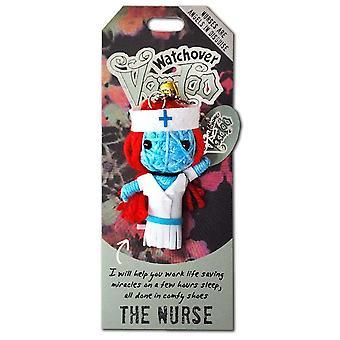 Watchover Voodoo Dolls The Nurse Voodoo Keyring