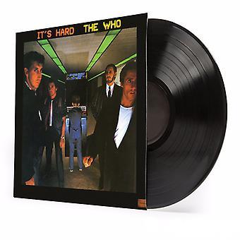Who - It's Hard [Vinyl] USA import