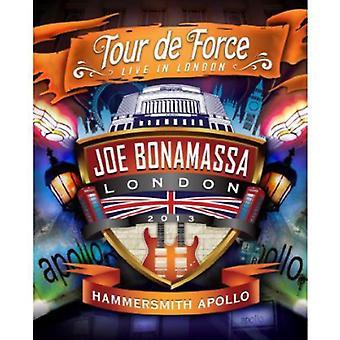 Joe Bonamassa - Tour De Force: Live in London-Hammersmith Apollo [DVD] USA import