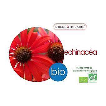 Echinacea organic root 180 capsules of 210mg