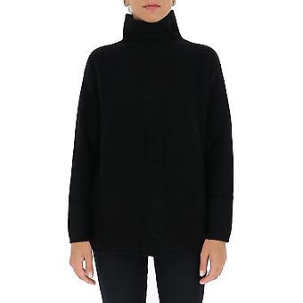 'S Max Mara 936605036000082007 Femmes-apos;s Pull en laine noire
