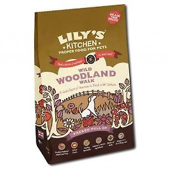 Lilys Kitchen - Wild Woodland Walk Dry Food For Dogs