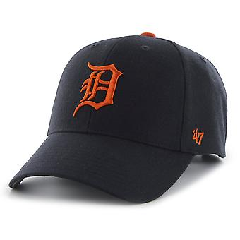 47 Brand Relaxed Fit Cap - MVP Detroit Tigers navy / rot