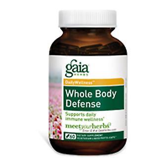 Gaia Yrtit Koko kehon puolustus, 60 caps