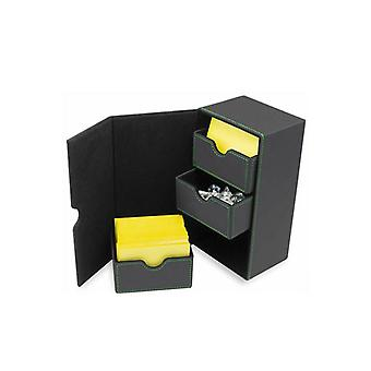 BCW Deck Vault Box LX (Holds 200 Cards)