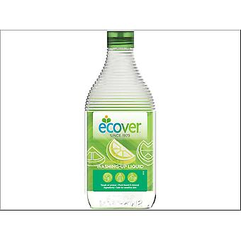 Ecover Washing Up Liquid Lemon/ Aloe Vera 450ml 4004016