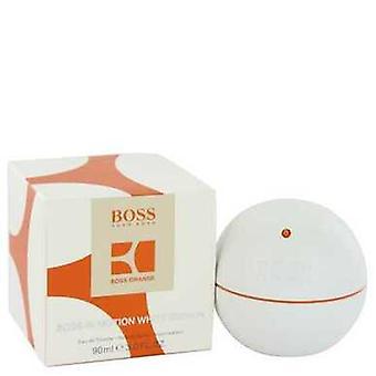 Boss in Motion White by Hugo Boss Eau de Toilette Spray 3 oz (miehet) V728-464418