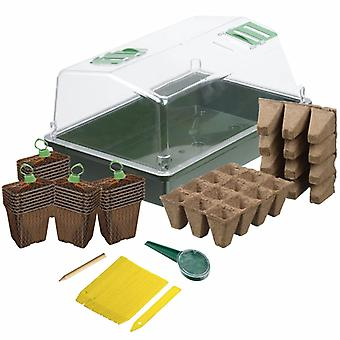 Nature 200-pcs. Room Greenhouse Starter Set
