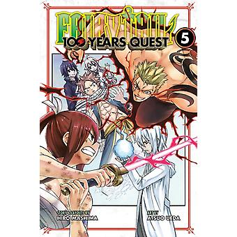 Fairy Tail 100 Years Quest Gn Vol 05 C 011 by Mashima & Hiro