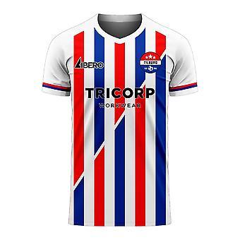 Willem II 2020-2021 Home Concept Football Kit (Libero) - Kids