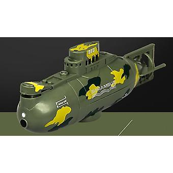 High Speed Motor Remote Control Simulation Submarine Electric Mini Rc Submarine