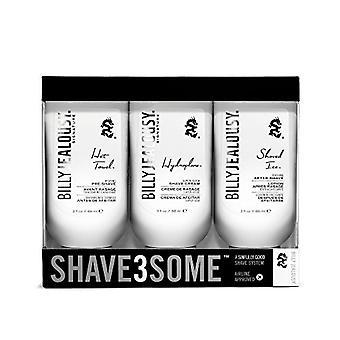 Billy Jealousy Shave3Some Travel Kit