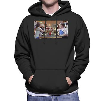 Bridesmaids Bridal Dinner Party Men's Hooded Sweatshirt