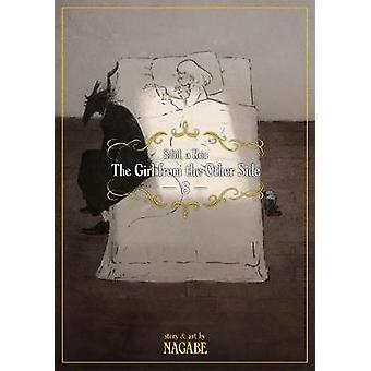 The Girl from the Other Side: Siuil a Run Vol. 8