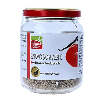 Sesame and seaweed 150 g of powder