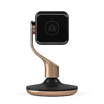 Hive view indoor security camera - black and brushed copper only camera
